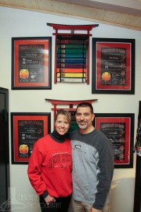 Potomac Kempo - Mike & Lisa