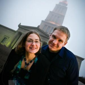 Student Profile: Rachel & Jonathan