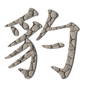 Potomac Kempo - Leopard Character