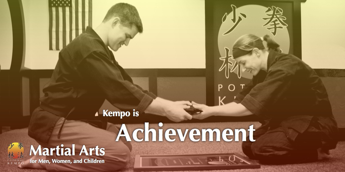 Kempo is Achievement