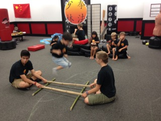 Potomac Kempo - Summer Camp