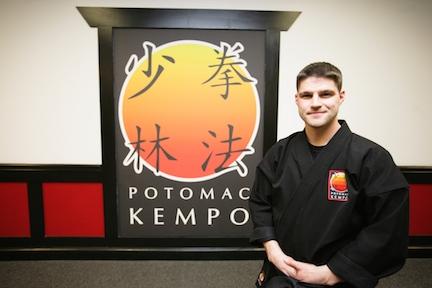 Potomac Kempo - Master Santillo