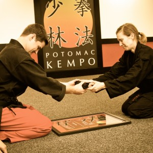 Potomac Kempo Black Belt