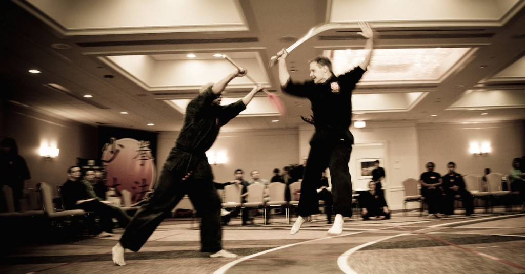 Potomac Kempo - Power Range Speed