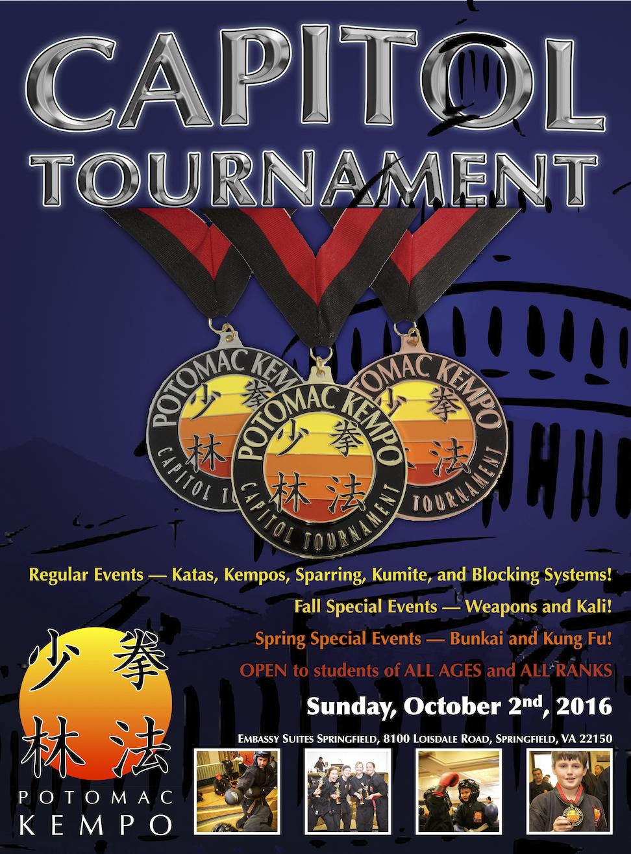 Potomac Kempo - Capitol Tournament