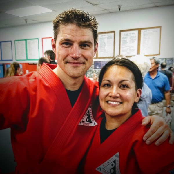 Potomac Kempo Poway Kenpo Karate Chris Santillo