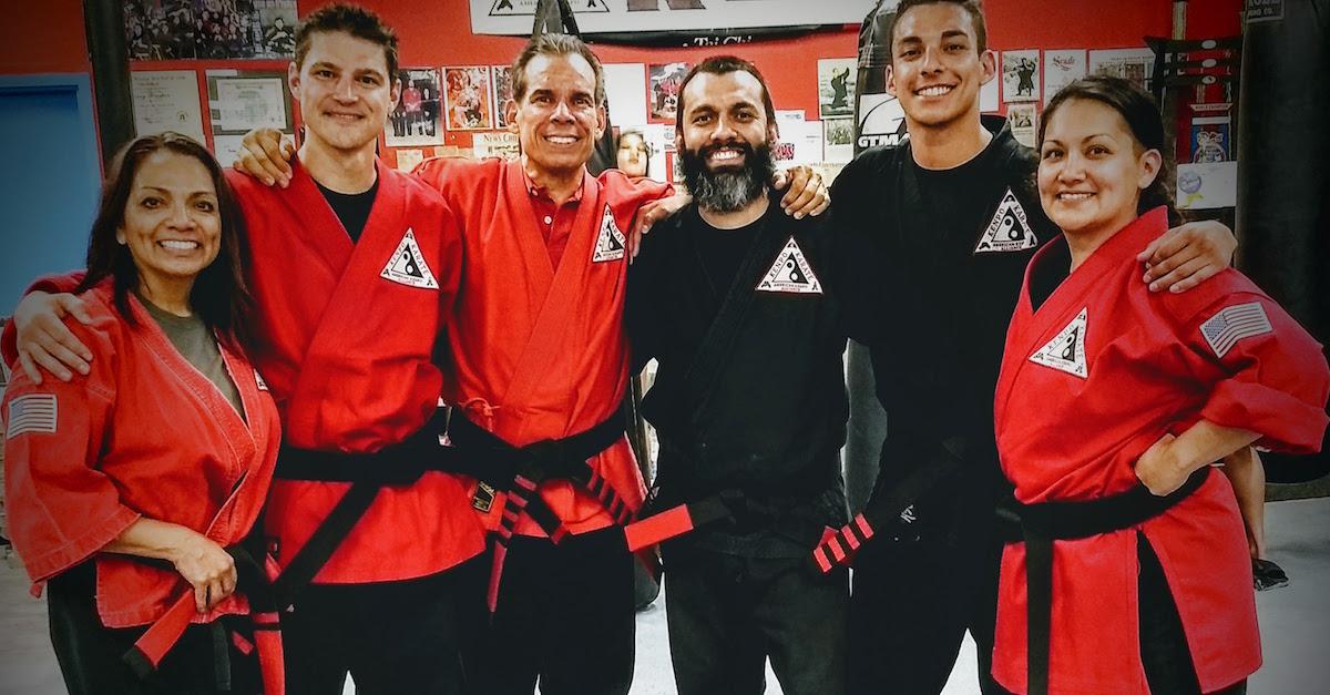 Potomac Kempo Poway Kempo Karate